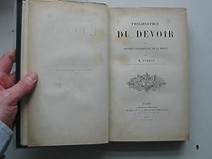 PHILOSOPHIE DU DEVOIR: Ferraz, M.