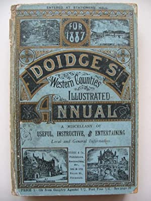 DOIDGE'S WESTERN COUNTIES ILLUSTRATED ANNUAL 1887