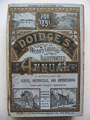 DOIDGE'S WESTERN COUNTIES ILLUSTRATED ANNUAL 1891