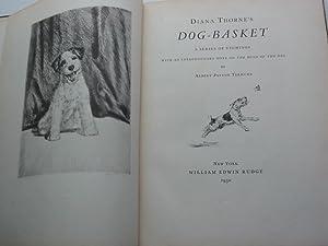 DIANA THORNE'S DOG-BASKET: Thorne, Diana & Terhune, Albert Payson