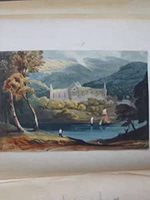A PICTURESQUE DESCRIPTION OF THE RIVER WYE FROM THE SOURCE TO ITS JUNCTION WITH THE SEVERN: ...
