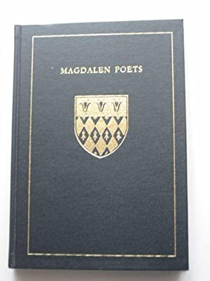 MAGDALEN POETS: Macfarlane, Robert