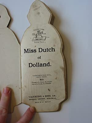 MISS DUTCH OF DOLLAND