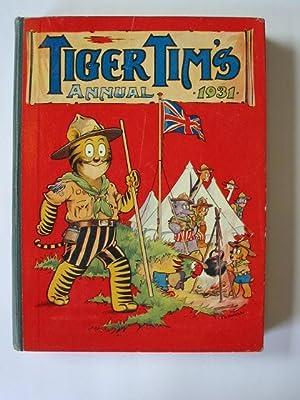 TIGER TIM'S ANNUAL 1931