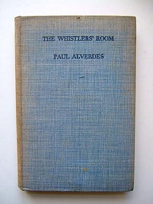 THE WHISTLERS' ROOM: Alverdes, Paul