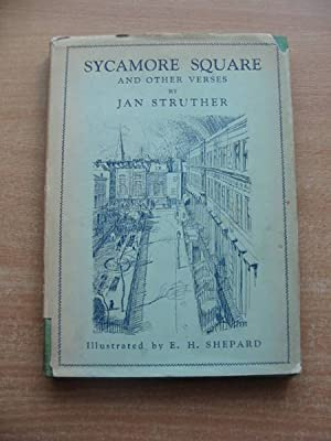 Sycamore square and other verses by jan struther first for Sycamore square