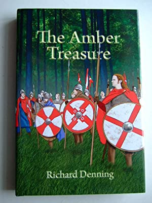 THE AMBER TREASURE: Denning, Richard