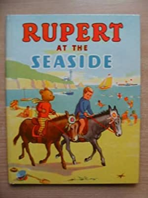 RUPERT AT THE SEASIDE