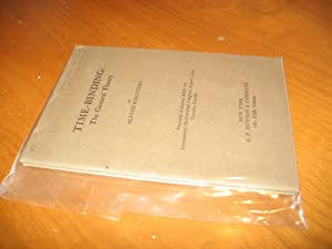 Time-Binding: The General Theory [First And Second Papers, Inscribed By Korzybski]