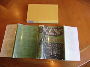 Mountolive [Volume 3 Of The Alexandria Quartet, Signed By Durrell]