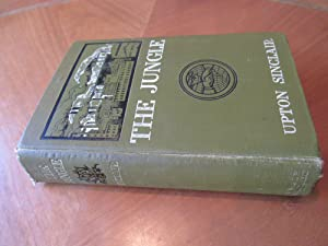The Jungle (Subscribers' Issue, First Printing, Signed By Upton Sinclair)