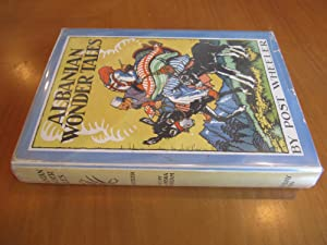 Albanian Wonder Tales (First Printing In Dust Jacket)