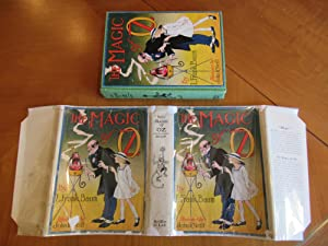 The Magic Of Oz (First Printing In Original Dust Jacket)