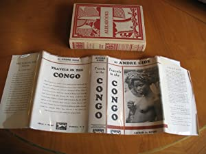 Travels In The Congo [Voyage Au Congo And Le Retour Du Tchad)