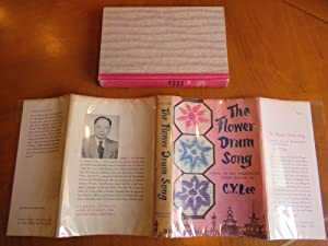 The Flower Drum Song (Inscribed By Author): Lee, C. (Chin) Y.