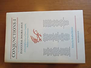 Conjunctions : 1 . Bi-Annual Volumes Of: Morrow, Bradford (Editor);