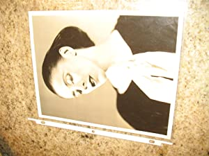 Original Photograph Of Martha Graham, Considered For