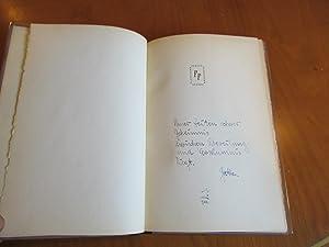 Noctorno (Presentation Inscription From Publisher Felix Guggenheim): Doblin, Alfred (Presentation