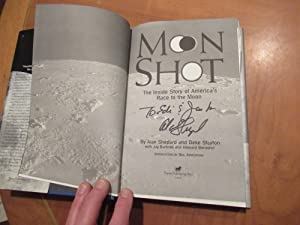 Moon Shot: The Inside Story Of America's Race To The Moon (With Color Photo Of Shepard And Capsule)