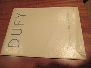 "Raoul Dufy"" Poete Et Artisan: Cassou, Jean"