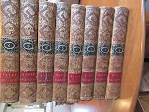The History Of The Earth And Animated Nature. In Eight Volumes. The Third Edition