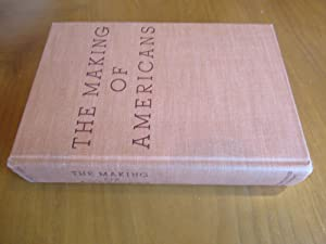 The Making of Americans The Hersland Family: Stein, Gertrude (preface
