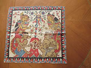 Original Balinese Painting (From Collection Of Herman Sachs)