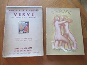 Verve, An Artistic And Literary Quarterly. Volume: Paul Valery, Andre