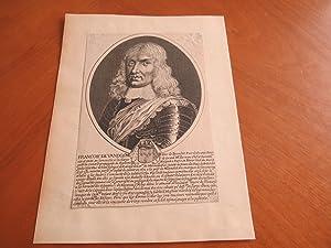 Francois De Vandosme Duc De Beaufort, Pair
