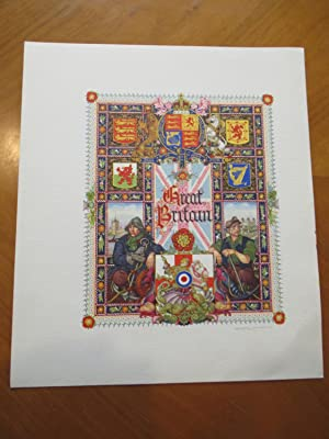 ARTHUR SZYK FIRST EDITION LITHOGRAPH A VISUAL HISTORY PRINTED IN 1949 ISRAEL