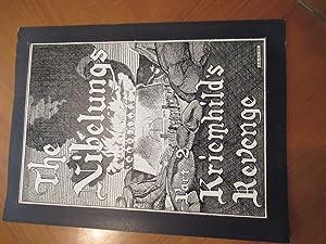 Fantasy Art) The Nibelungs Part 2 Kriemhild's: O. G. Estes