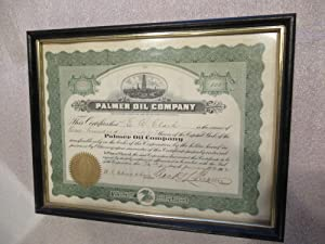Silver Star-Queens Mines Inc., Stock Certificate
