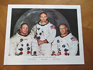 Original Nasa Color Photograph
