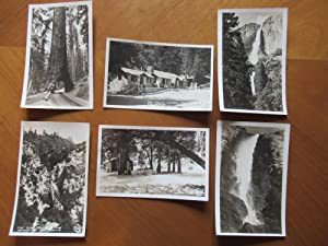 Original Photographs- Big Falls Lodge (Fallsville); Big: Burton Frasher