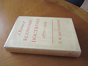 A Review Of Economic Doctrines, 1870-1929 (Second, Corrected Printing, 1962)