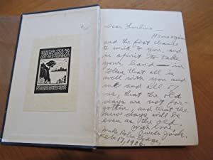 Tales Of The Fish Patrol (Inscribed By Jack London To Lurline Lyons)
