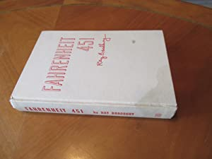Fahrenheit 451 (First Edition, Asbestos Binding, Signed,: Bradbury, Ray