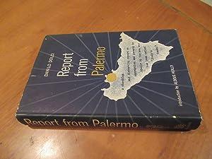 Report From Palermo: Dolci, Danilo, Translation