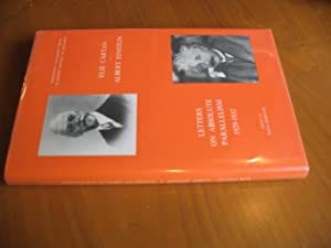 Letters On Absolute Parallelism 1929 - 1932 (Elie Cartan And Albert Einstein)