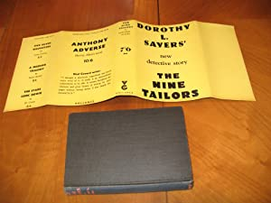 The Nine Tailors, Changes Rung On An: Sayers, Dorothy