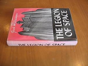 The Legion of Space: Williamson, Jack