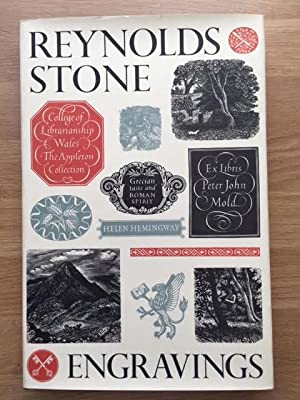Reynolds Stone Engravings - with an introduction by the Artist and an appreciation by Kenneth Clark