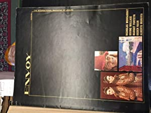 Envoy: The International Magazine of Leisure. Bound volume of 12 issues - all published. May 1967-...