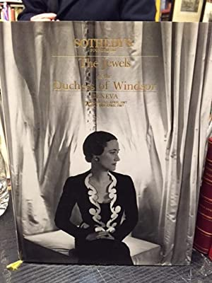 The Jewels of the Duchess of Windsor: Sothebys