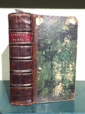 Les Fables D'Esope Phrygien, Illustrees de Discours: Aesop] and J.
