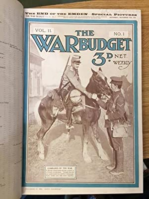 The War Budget Vol II No's 1 - 13