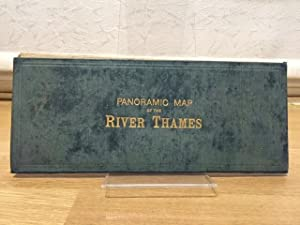Tombleson's Panoramic Map of the Thames and: Tombleson's