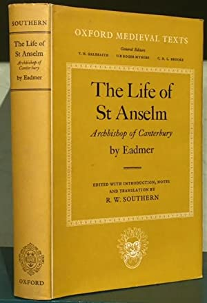 The Life of St Anselm, Archbishop of Canterbury