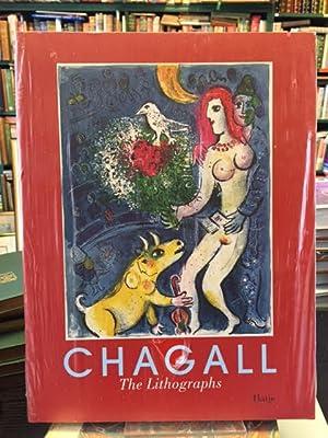 Marc Chagall : The Lithographs ; La: Gauss, Ulrike (editor)