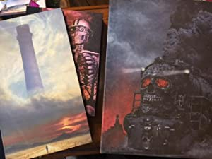Knowing Darkness: Artists Inspired By Stephen King: Beahm, George [